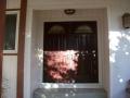 Installation of Enrty Door