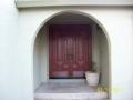 New Enrty Door